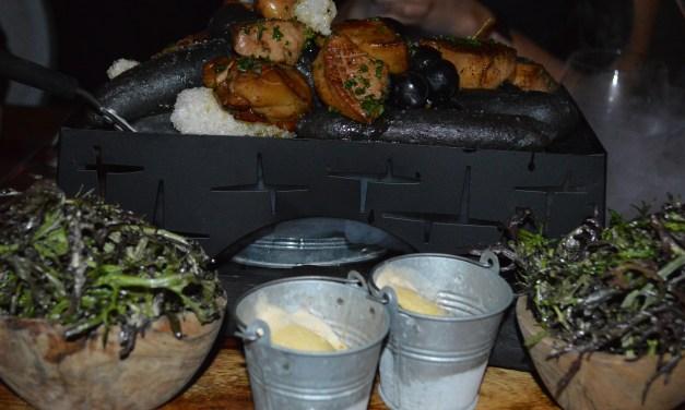 Extravagant Dining at Barton G. LA