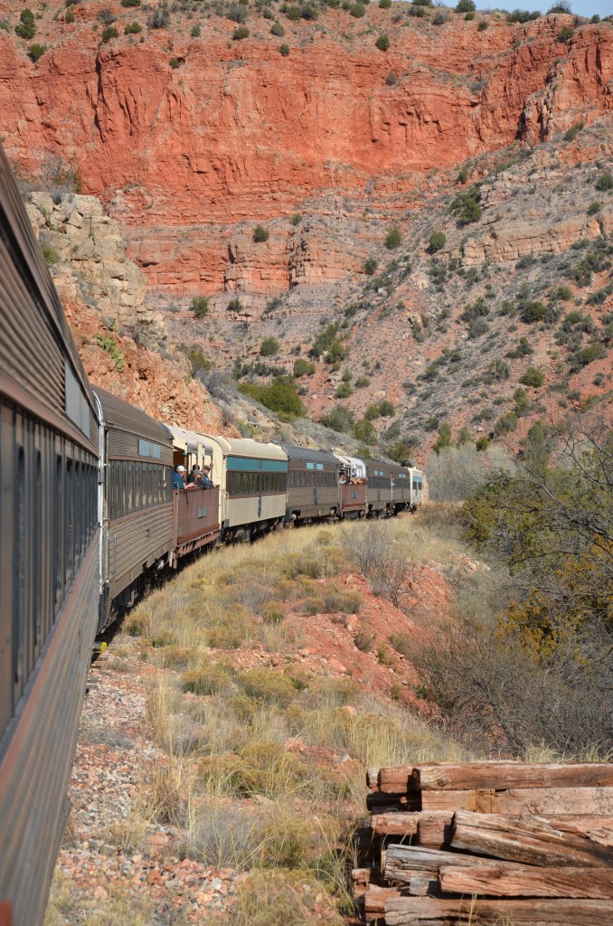 April - A Scenic Trip on the Verde Canyon Railroad - Jan Ross11