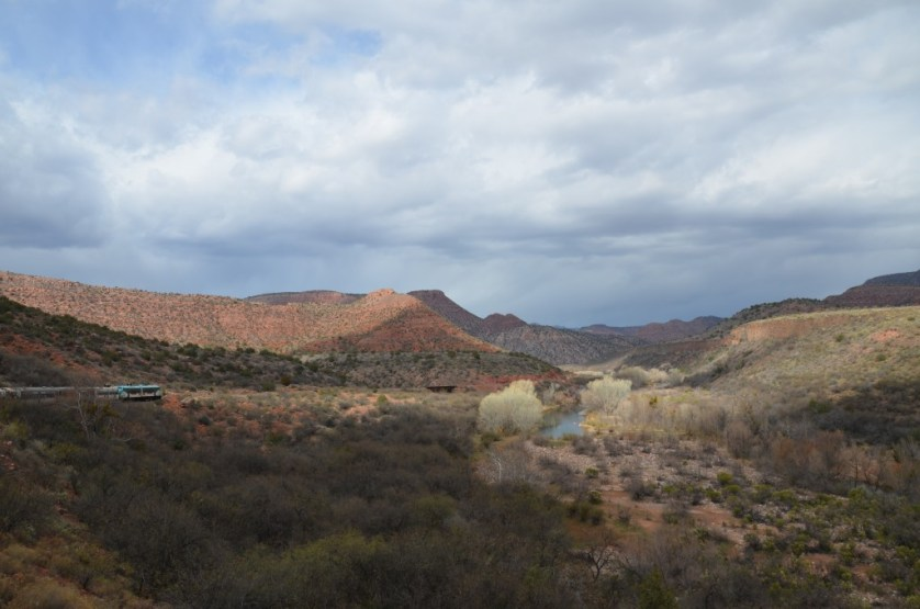 April - A Scenic Trip on the Verde Canyon Railroad - Jan Ross12