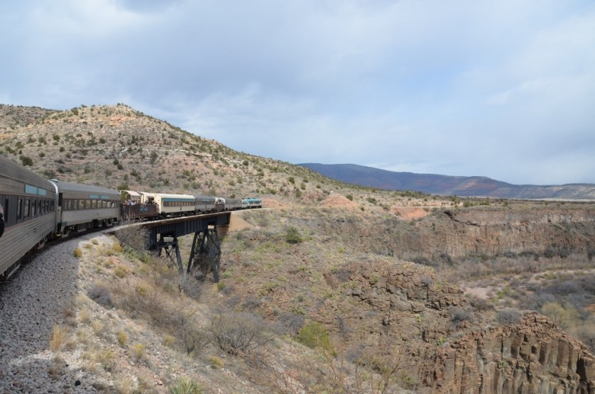 April - A Scenic Trip on the Verde Canyon Railroad - Jan Ross3
