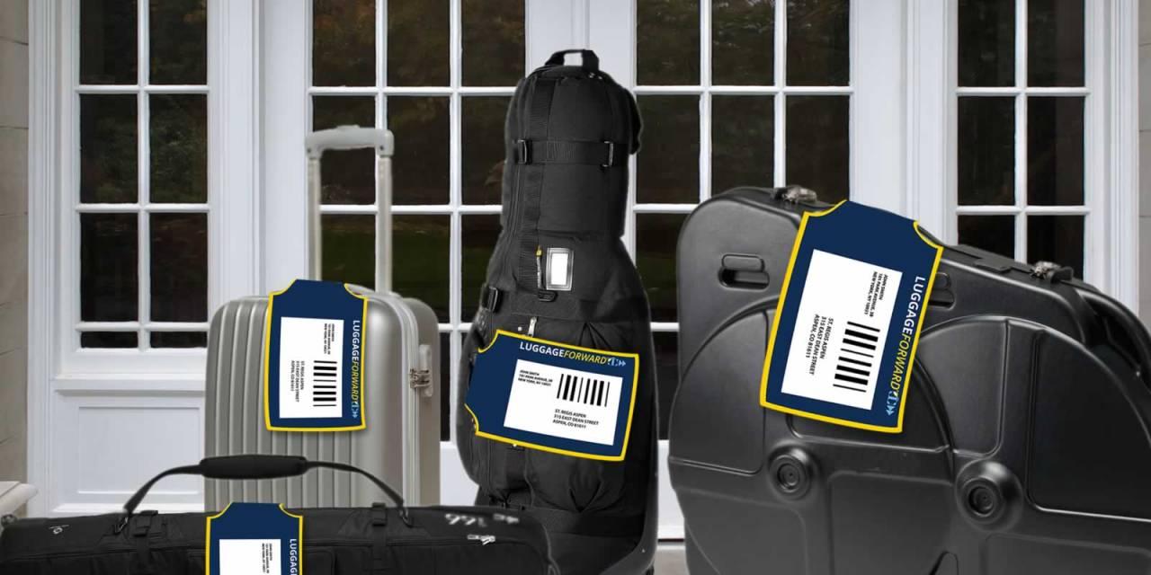Luggage Forward: Doorstep to Destination