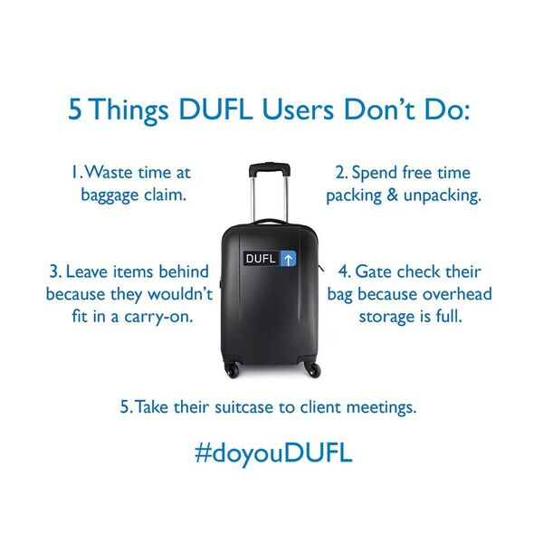 5 Things DUFL Users Don't Do