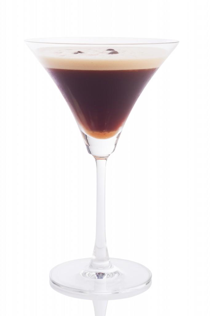 Chocolate Coconut Latte
