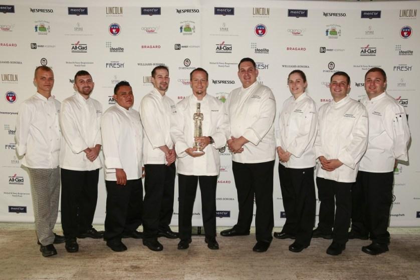 Daniel Boulud Chefs Competition