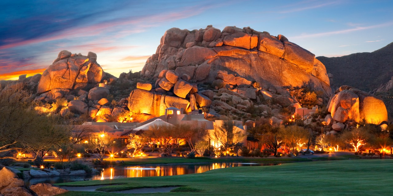 The Boulders: Laid Back Luxury in Arizona's Valley of the Sun
