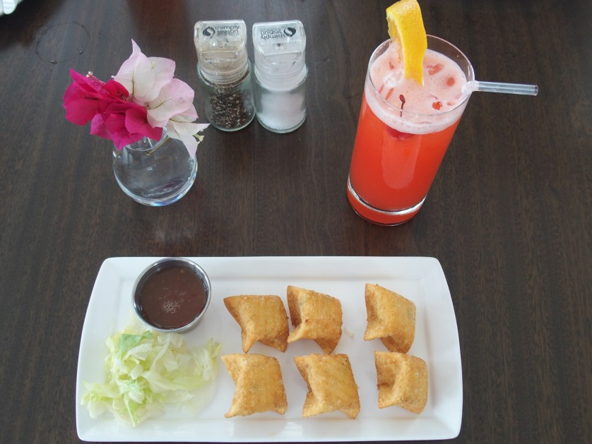 Conch Rangoons