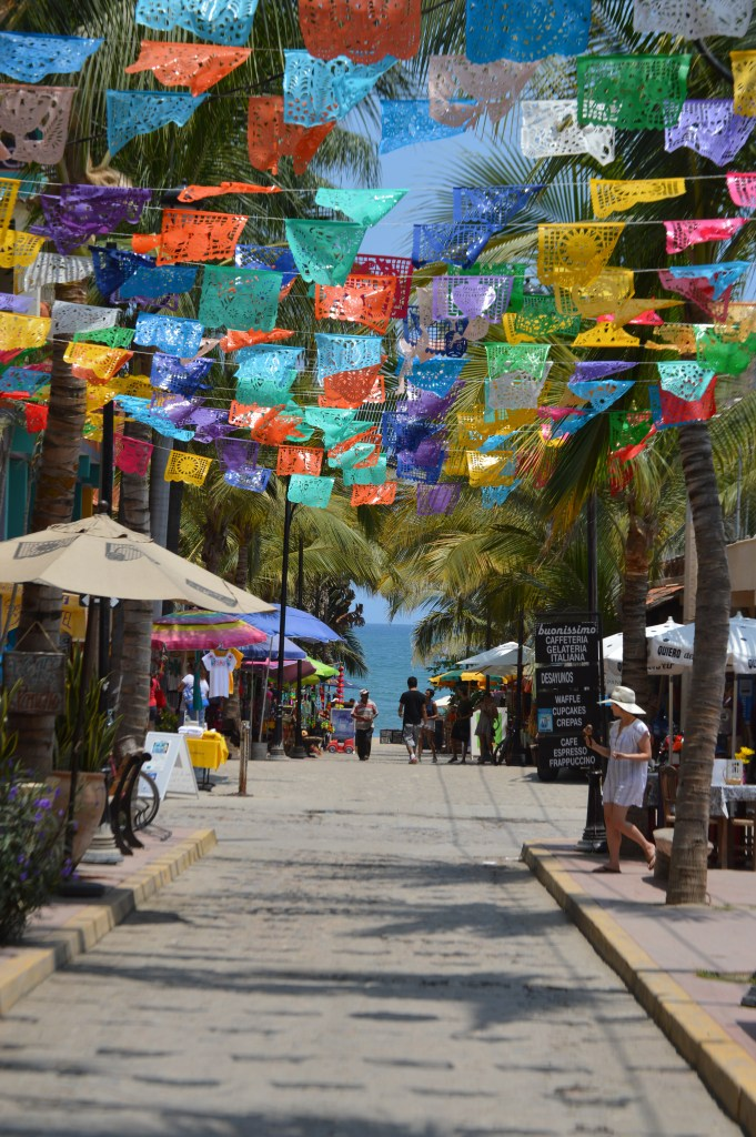 Colorful Sayulita - Mexico