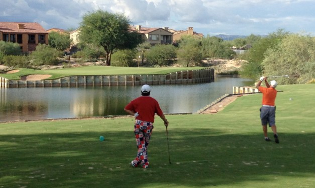 Scottsdale, Arizona: World's Finest Golf Destination