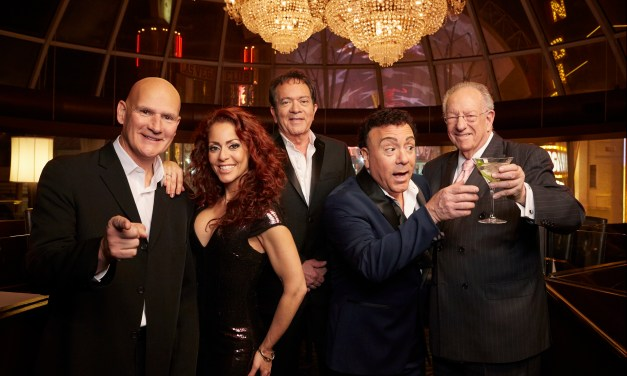 'The Scintas and a Steak' Dinner Show Package a Stellar Vegas Experience