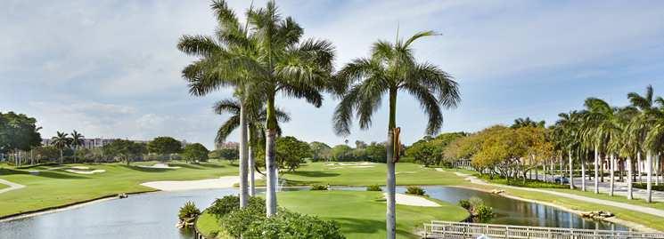 Golf Course at Boca Raton Waldorf