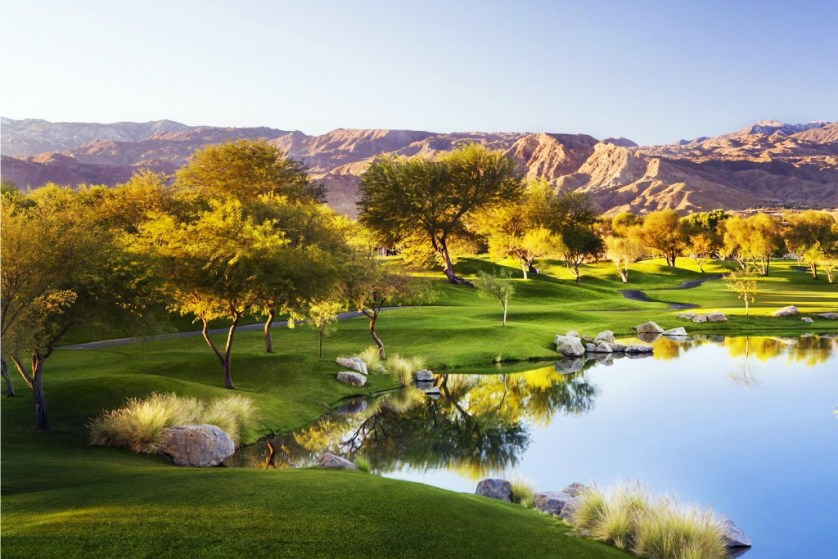 Westin Mission Hills Resort_Rancho Mirage golf course (Credit: The Westin Mission Hills Golf Resort)