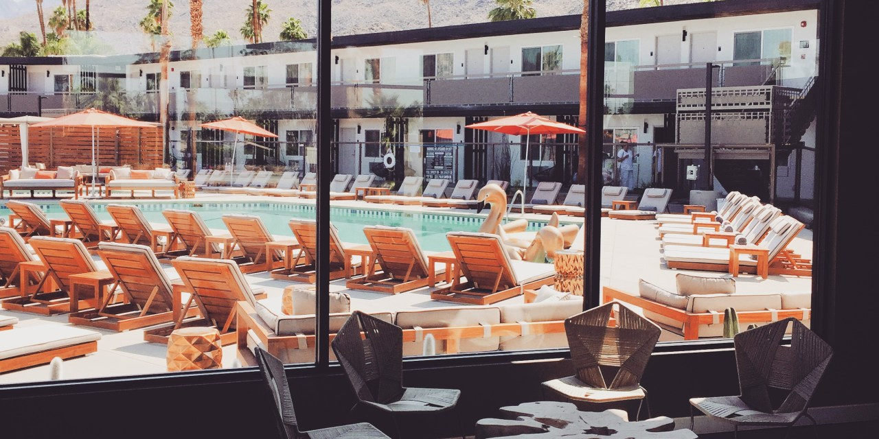 Luxury Boutique V Palm Springs Resort