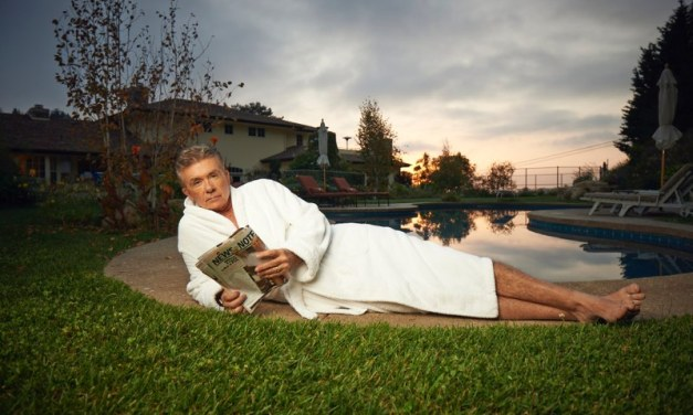 Alan Thicke Talks Private Planes and Other Perks of the Profession