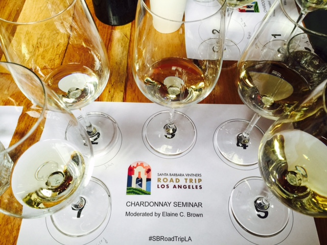 Five Elegant Chardonnay Wines from Santa Barbara