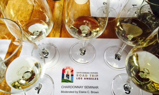 Five Elegant Chardonnay Wines from Santa Barbara