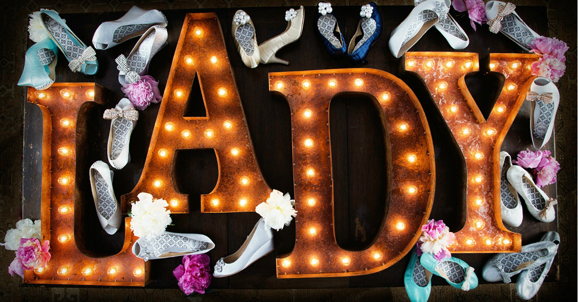 Wedding Footwear is a Breeze with Hey Lady Shoes