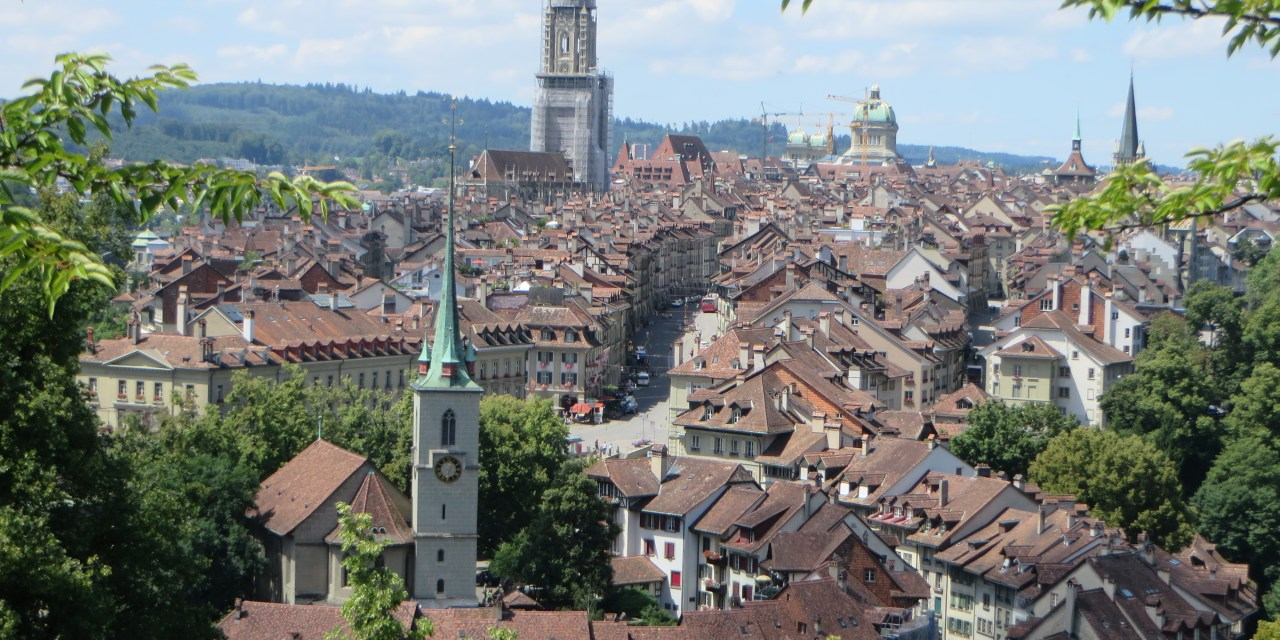 Bern is a City of Superlatives