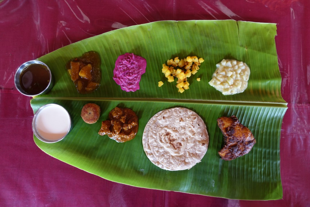 Fabled Chettinad delicacies