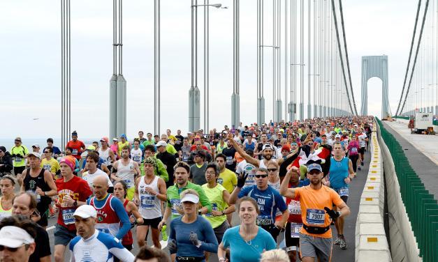 The TCS New York City Marathon: A Gorgeous Mosaic