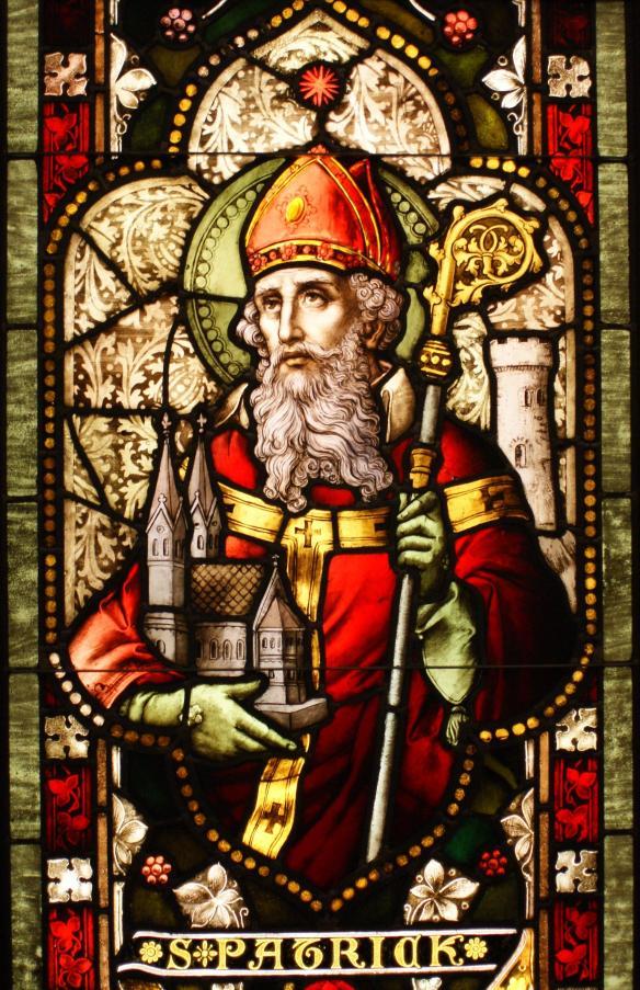 Saint_Patrick_(window) Sicarr - Flickr