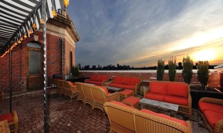 Rooftop Dining Al Fresco