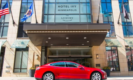 Hotel Ivy unveils exclusive TREVLS Tesla Penthouse Suite Package