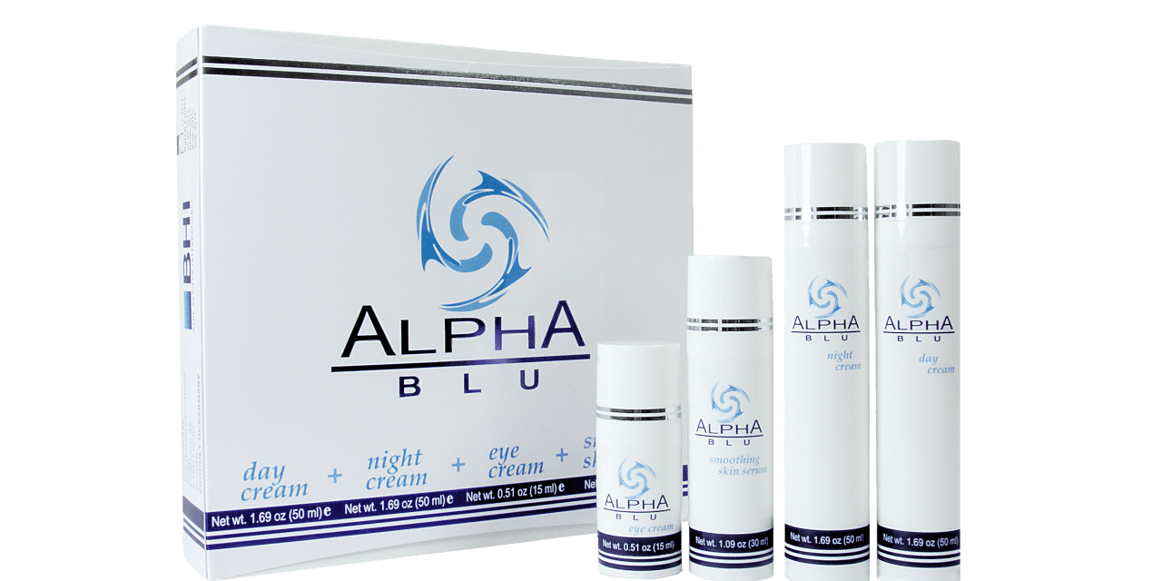 Alpha Blu Skincare Stem Cell Anti Aging Pioneer Luxe Beat Magazine