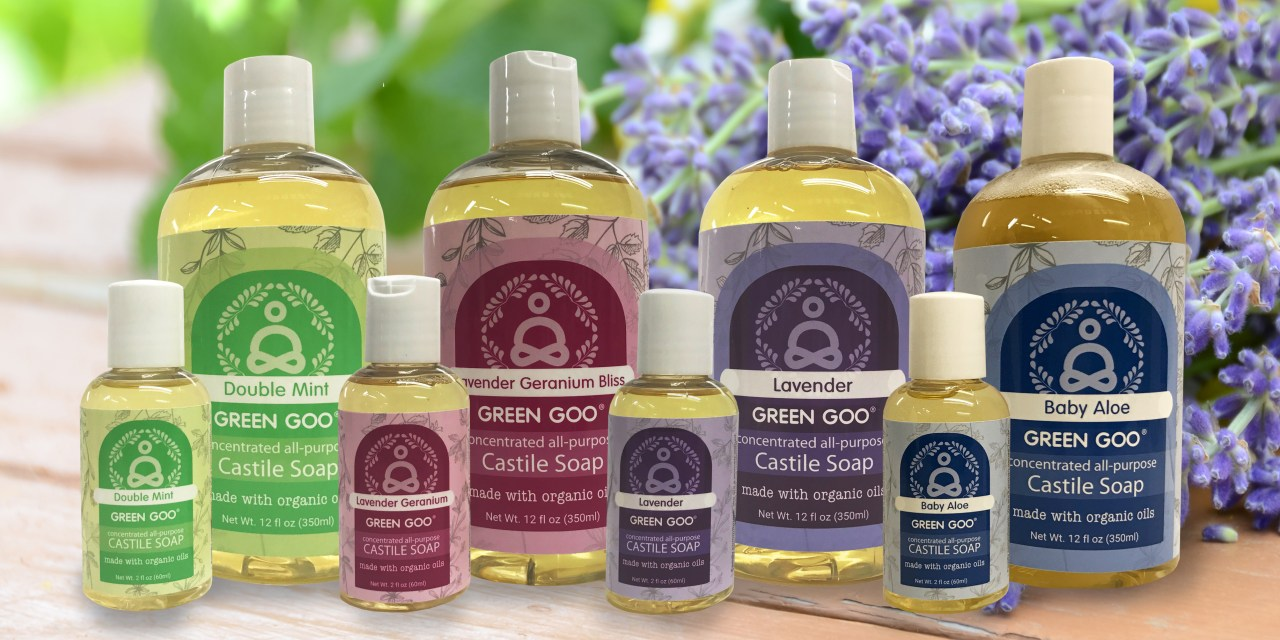 Organic Soap Company Green Goo, Giving Back to Those In Need