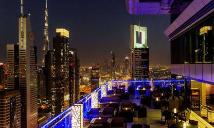Cocktails with a View: 7 Rooftop Bars in Dubai