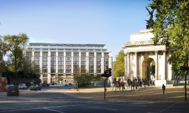 Hongkong and Shanghai Hotels announces groundbreaking ceremony for The Peninsula London