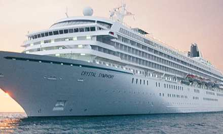 Crystal Symphony Completes Her Most Dramatic Redesign Ever