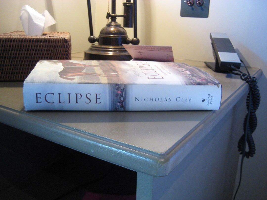 Eclipse by Nicolas Clee Copyright 2013 Sherrie Wilkolaski