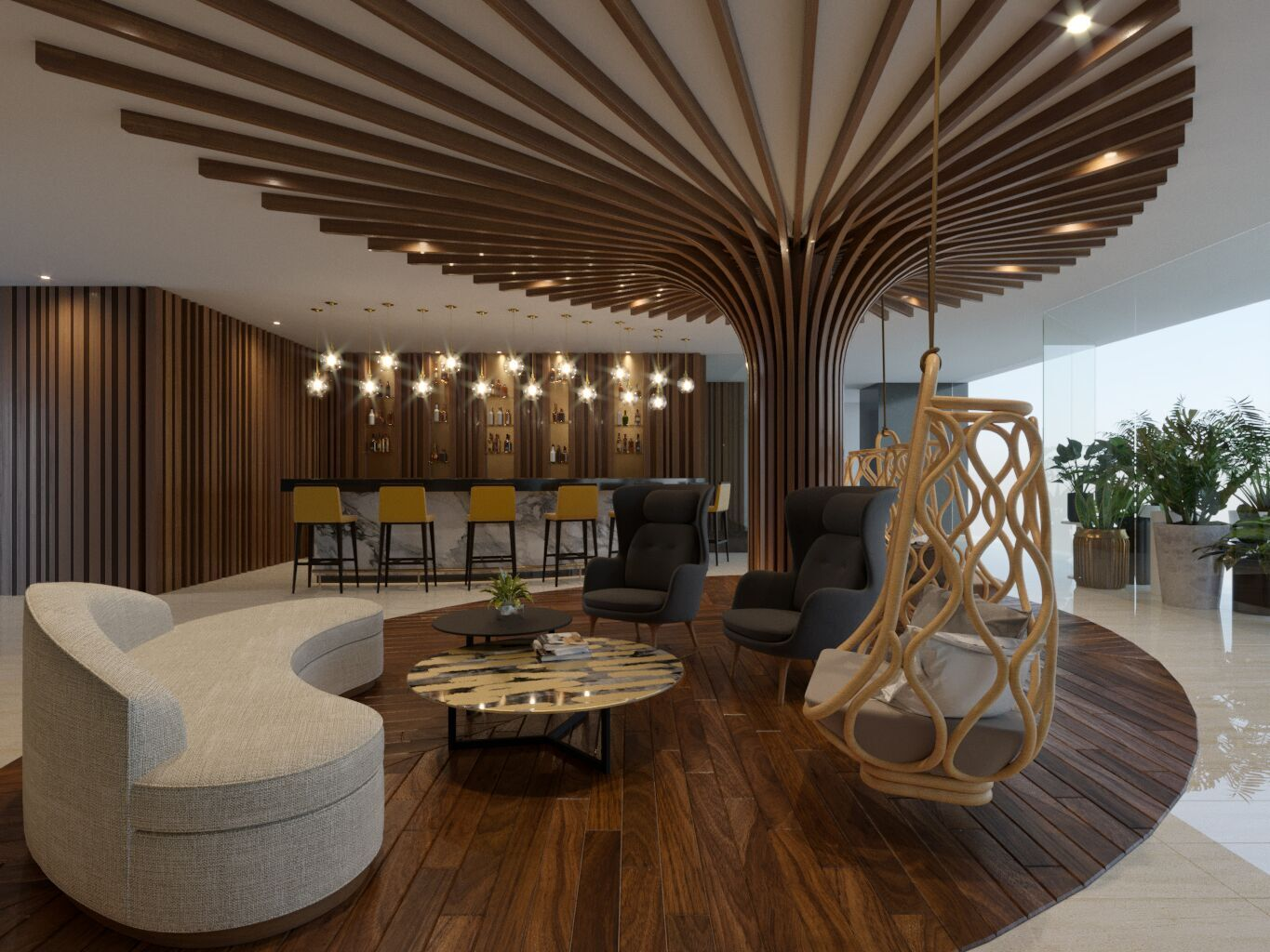 The reef 28 is playa del carmen 39 s newest luxury boutique for Hotel luxe design
