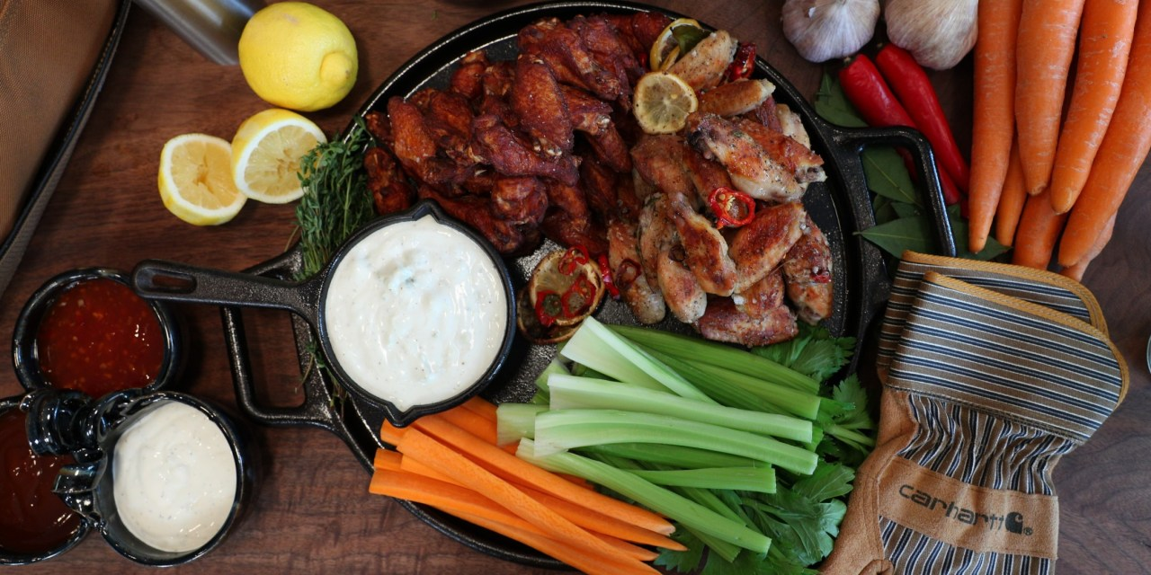 Game Day Party Grilling Tips and Finger-Licking Recipes