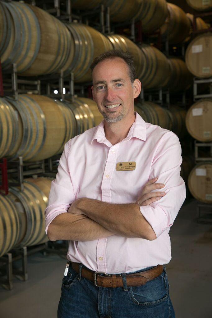Ed Thralls Benovia Winery