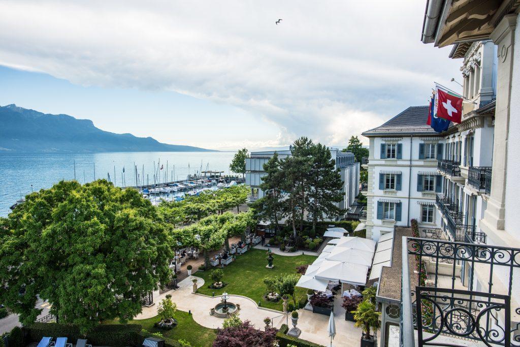 Lake View Hotel de Lac
