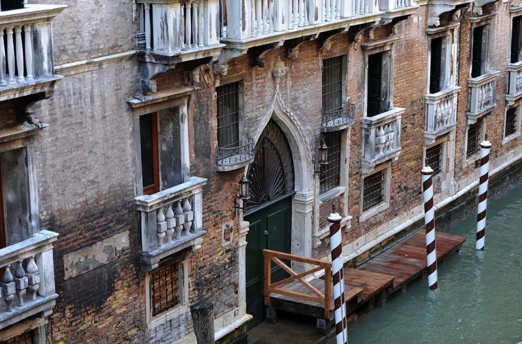 Venezia, 07/02/2014 - Palazzo Molin del cuoridoro ©Claudia Manzo/Vision