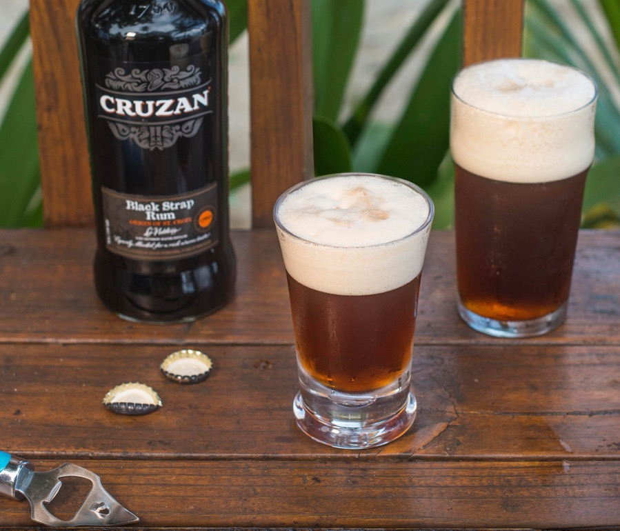 Cruzan® Strapped Stout