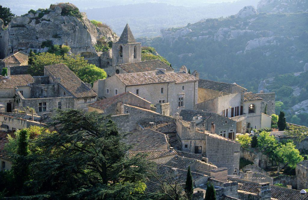 Domaine de Manville: Les Baux de Provence, FRANCE
