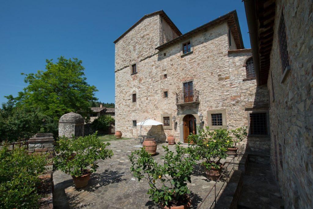 Michealangelo's Italian Villa