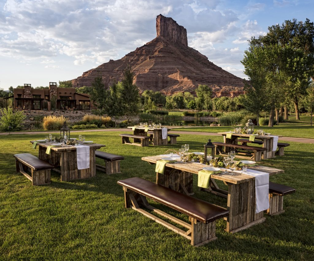 Gateway Canyons Resort & Spa Westworld Package