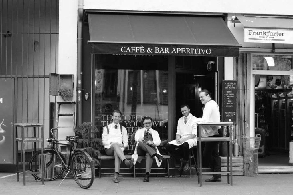 The Espresso Bar