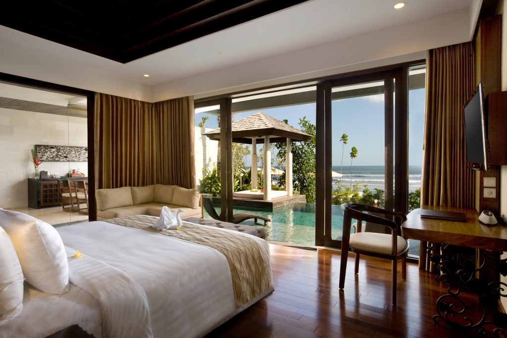 The Seminyak Beach Resort and Spa - one bedroom pool villa2