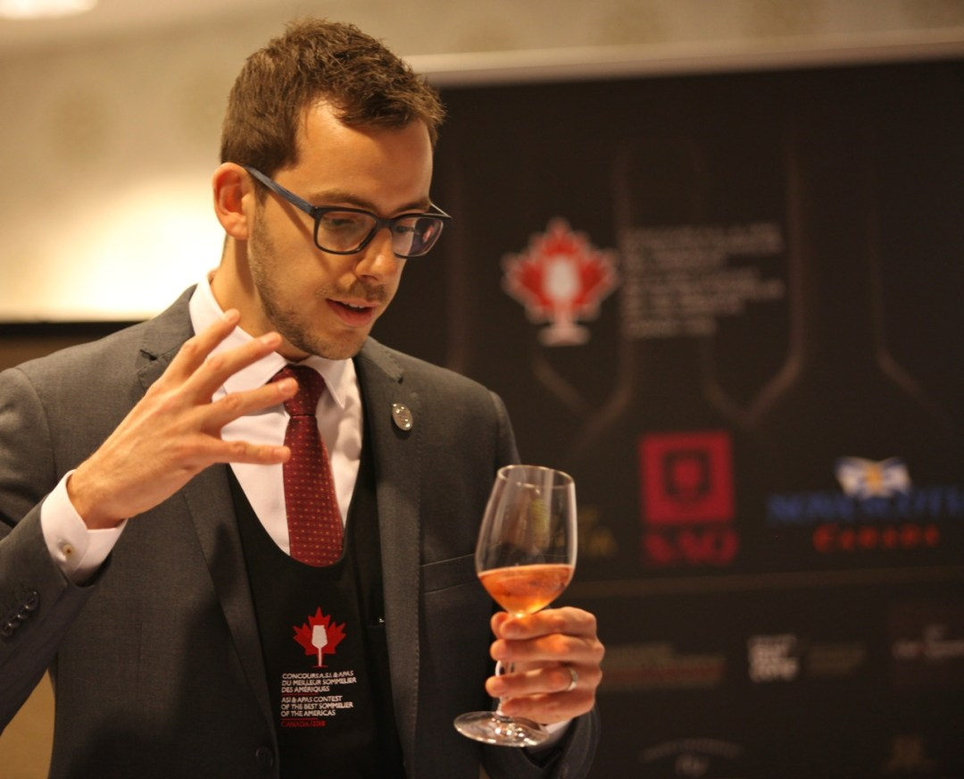 Best Sommelier of the World Competition