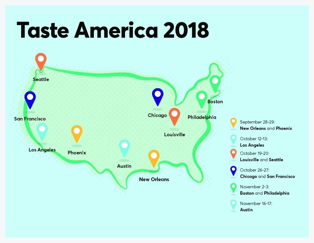 James Beard Foundation Taste America