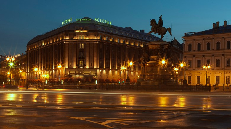Hotel Astoria - St. Petersburg