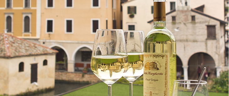 "Santa Margherita ""Behind the Vine"" Summer Tour"