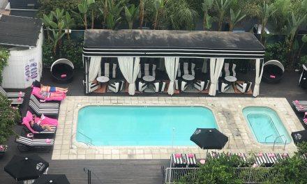 Santa Monica's Sexy Shangri-La