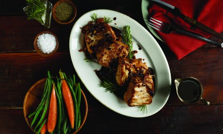 Fast, Flavorful and Festive Holiday Dishes
