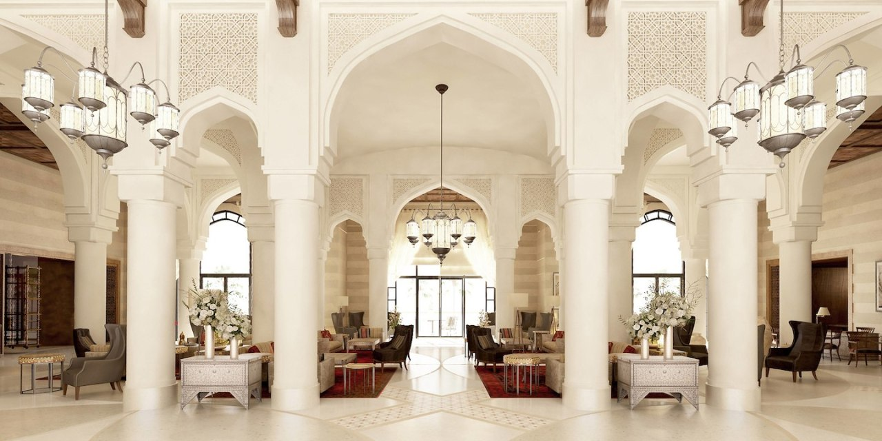 The Luxury Collection Debuts Its First Hotel In Jordan